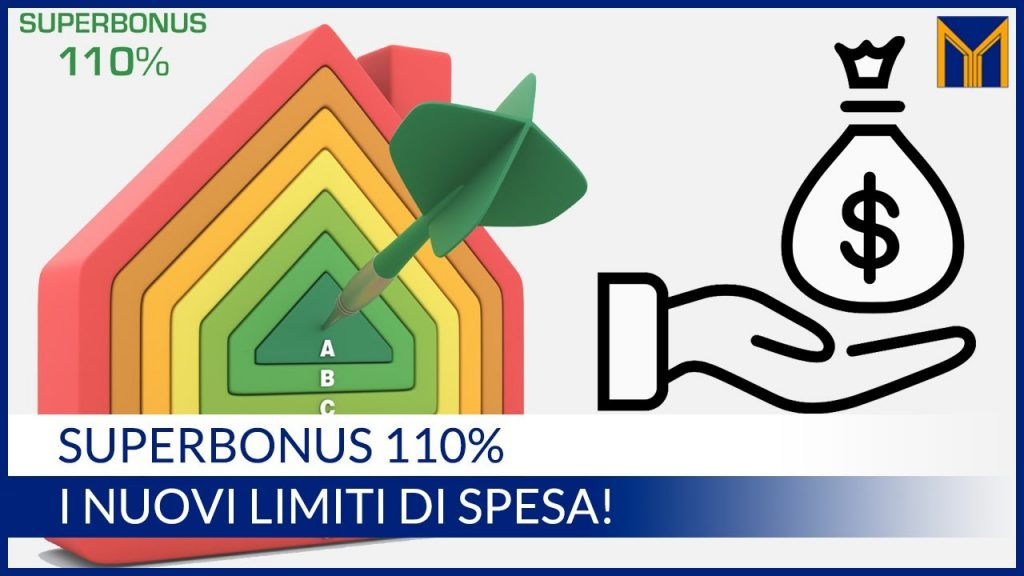 superbonus 110 limiti di spesa